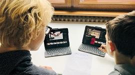 Zeitgemäße digitale Bildung